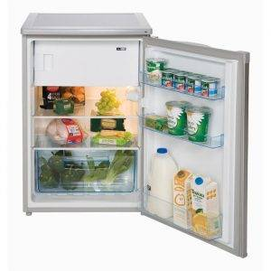 LEC R5511W Under Counter 55cm Fridge with Ice Box