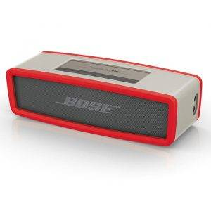 Bose SOUNDLINKMINICOVERRD Sound Link Mini Soft Cover Red