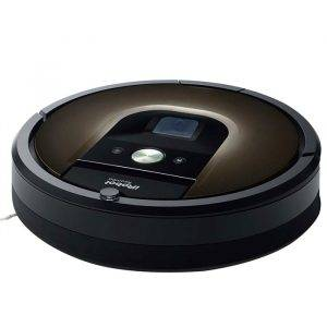 iRobot ROOMBA980 iRobot Vacuum Cleaner With Visual Localisation And APP Controll