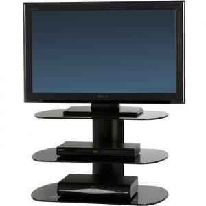 Off The Wall SKY750BLK Skyline 750mm LCD Stand Black