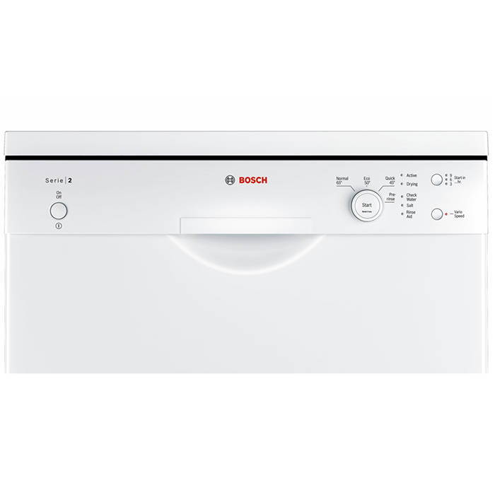 Bosch Sms24aw01g 60cm Dishwasher 12 Place Settings