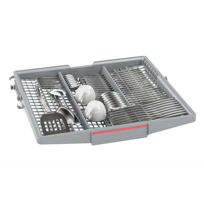 Bosch SMS67MW00G PerfectDry 60cm Dishwasher 14 place setting