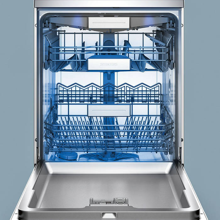 Siemens SN258I06TG HomeConnect 60cm iQ500 Dishwasher 14 place settings
