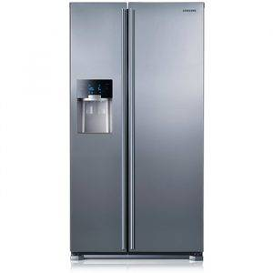 Samsung RS7567BHCSL Side by Side Frost Free Fridge Freezer