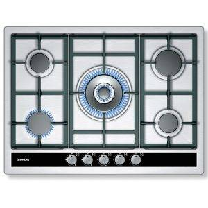 Siemens EC745RC90E Gas Hob with 5 burners