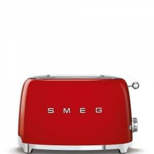 Smeg TSF01RDUK Two Slice Toaster