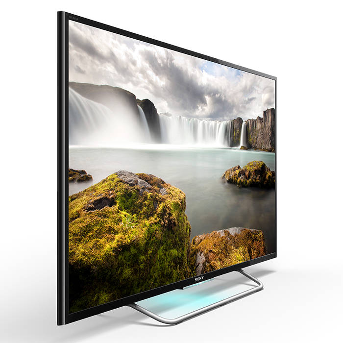 sony 4k tv 43 inch. sony kdl43w756c 43 inch slim led smart android and youview ready tv 4k tv d