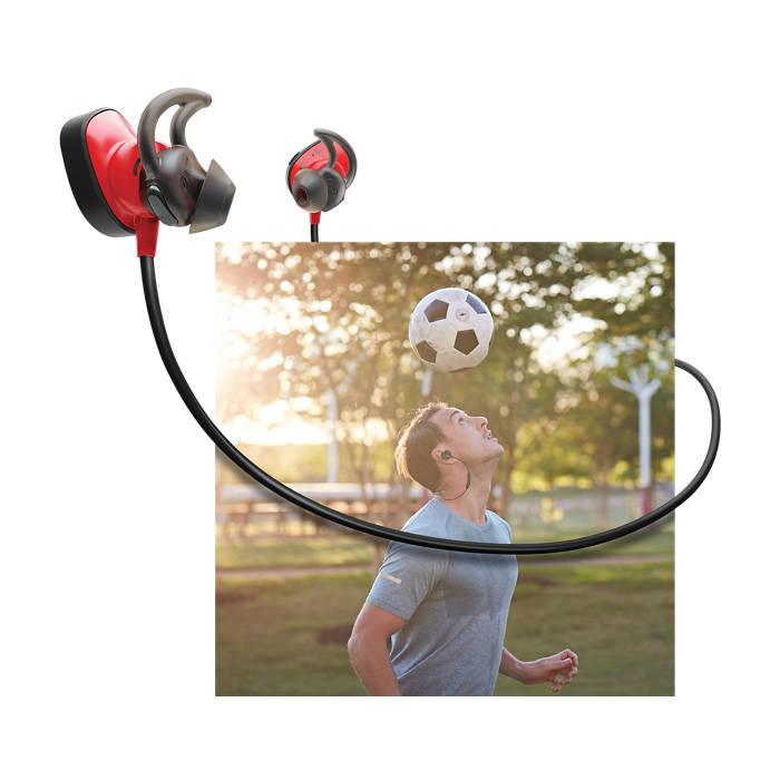 Bose SoundSport® Pulse wireless headphones