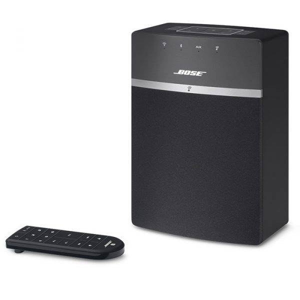 Bose SOUNDTOUCH10 TWIN PACK BLK SoundTouch 10 Wireless Starter Pack