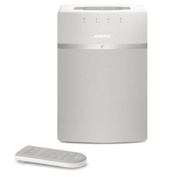 Bose SOUNDTOUCH10 TWIN PACK WHT SoundTouch 10 Wireless Starter Pack