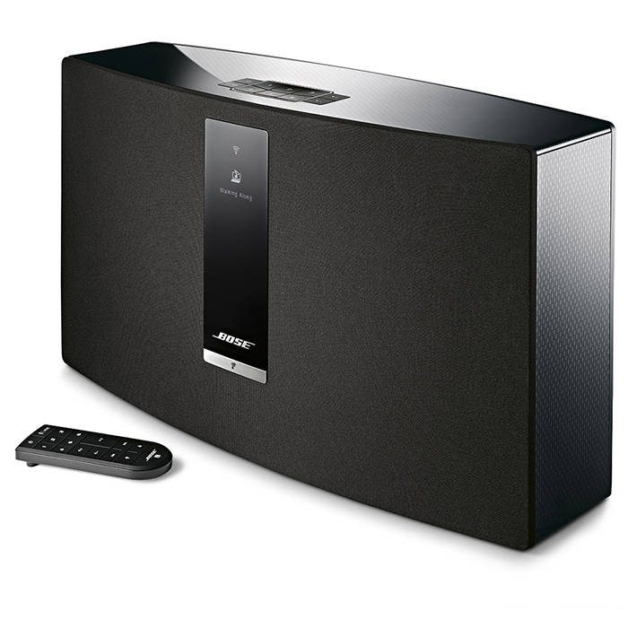 bose soundtouch 30 series iii wifi music system with. Black Bedroom Furniture Sets. Home Design Ideas