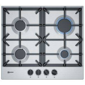 Neff T26DS49N0 60cm 4 Burner Gas Hob