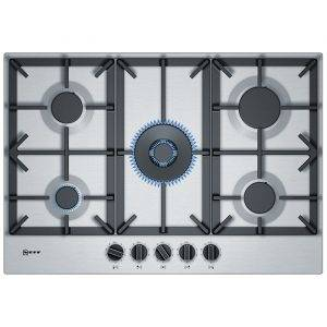 Neff T27DS59N0 75cm 5 Zone Gas Hob