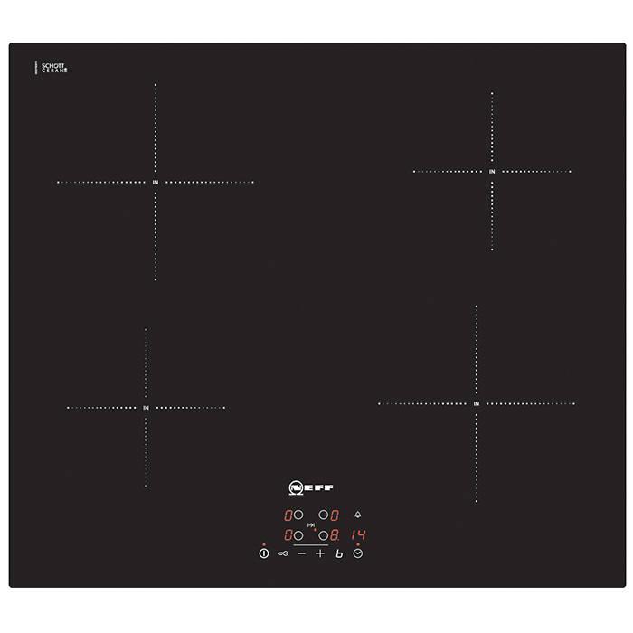 Buy Neff T40b31x2gb Electric Induction Hob 60cm T40b31x2gb