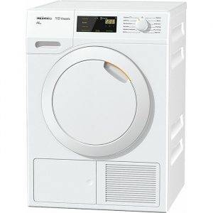 Miele TDB130 T1 Classic 7Kg HeatPump Tumble dryer With Slanted Fascia