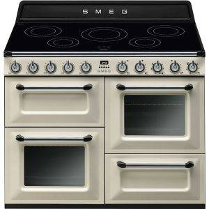 Smeg TR4110IP 110cm Victoria Traditional Range Cooker