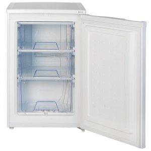 LEC U5511W 55cm Under Counter Freezer 82 litres