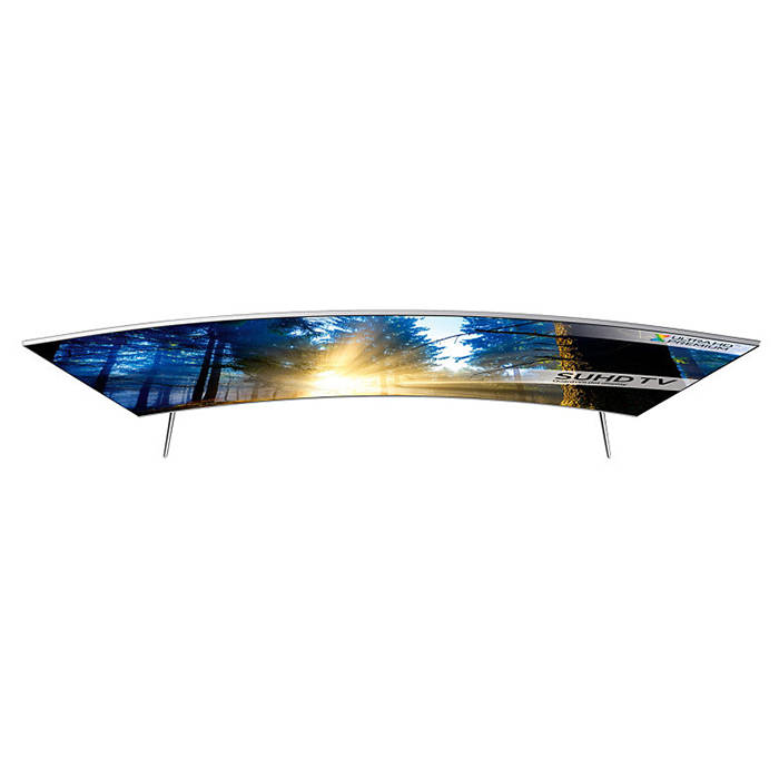 samsung ue43ks7500 43 inch suhd ultra hd premium curved led tv gerald giles. Black Bedroom Furniture Sets. Home Design Ideas