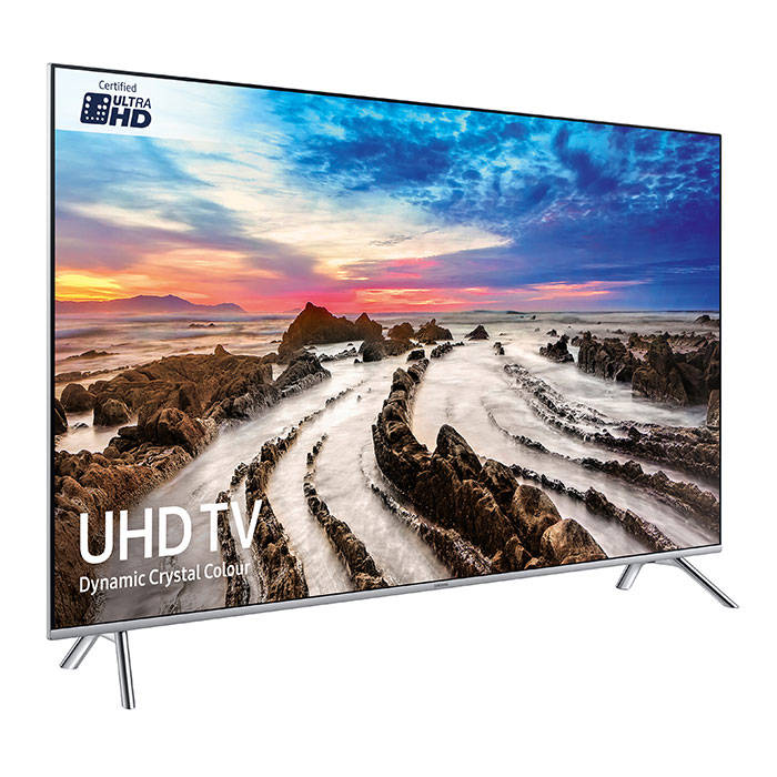 Samsung Ue75mu7000 75 Inch Uhd Hdr Flat Smart Led Tv