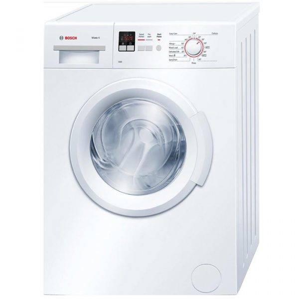 Bosch WAB28162GB 1400 Spin 6kg Washing Machine
