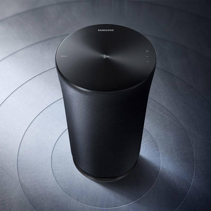 Samsung WAM1500XU R1 Wireless Multiroom 360 Sound Speaker with 3 6 inch  Woofer