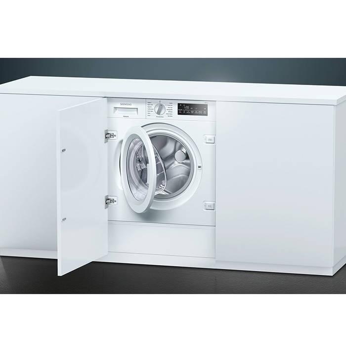 siemens wi14w500gb built in iq700 8kg 1400spin washing. Black Bedroom Furniture Sets. Home Design Ideas