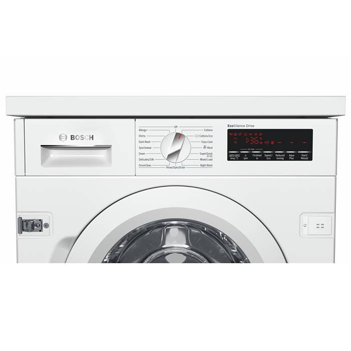 Bosch WIW28500GB Built-in 1400 spin 8kg Washing Machine