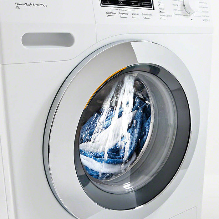 miele wkr771wps w1 9kg washing machine with twindos. Black Bedroom Furniture Sets. Home Design Ideas