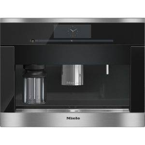 Miele CVA6800 Built-in Coffee Machine with bean-to-cup system