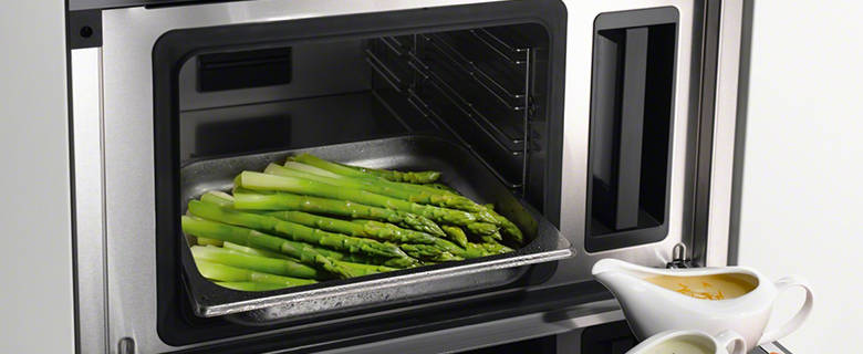 Cooking with Steam has never been easier