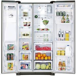Samsung RSG5UUBP Side by Side Fridge Freezer
