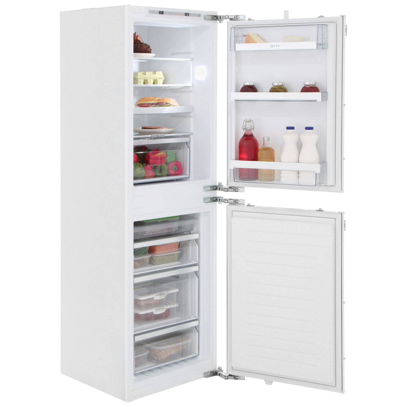 Neff KI7853D30G Built-in NoFrost Fridge Freezer