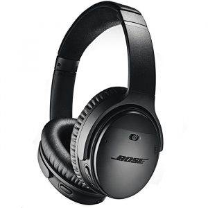 Bose QC35 QuietComfort 35 Wireless Headphones Series II Black