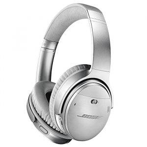 Bose QC35 QuietComfort 35 Wireless Headphones Series II Silver