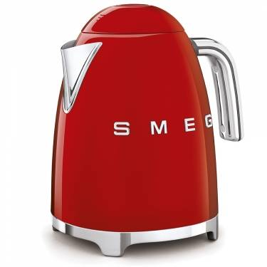 Smeg KLF03RDUK 50's Retro Style Kettle Red