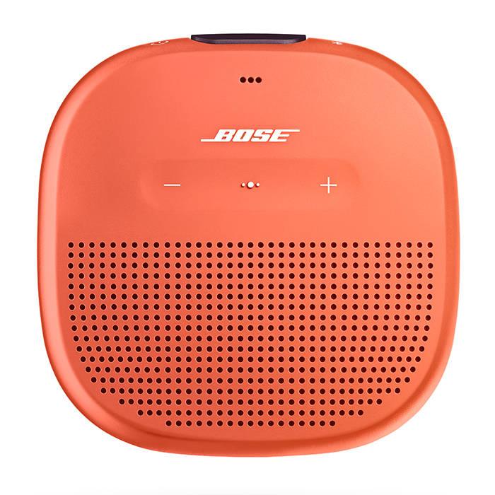 Bose Soundlink Micro Bluetooth Speaker Orange Gerald Giles