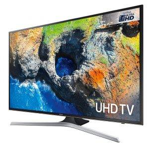 Samsung UE50MU6120 50 inch 4K Ultra HD HDR Smart TV