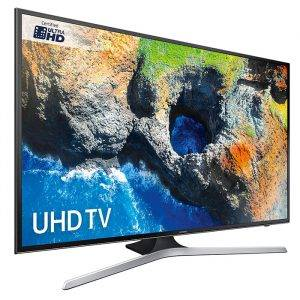 Samsung UE55MU6120 55 inch 4K Ultra HD HDR Smart TV