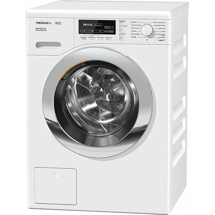 miele wkf322 speedcare xl w1 washing machine 9kg 1600 spin. Black Bedroom Furniture Sets. Home Design Ideas