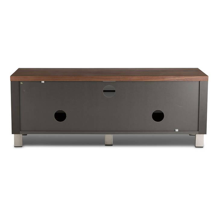 Alphason Designs ADR1200 WAL Regent 1200 TV Stand Walnut