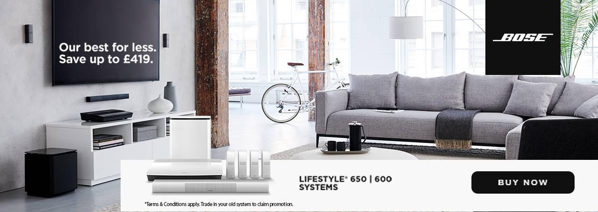 Bose Lifestyle 600 Norwich