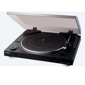 Sony PSLX300USB Turntable with USB