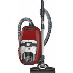 Miele Blizzard CX1 Cat and Dog PowerLine SKCF3 Bagless Cylinder Vacuum Cleaner with Turbo brush 890W
