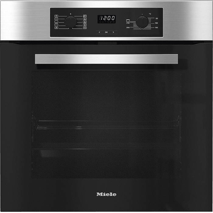 Miele H2267bp Active Built In Single Oven With Pyrolytic Cleaning