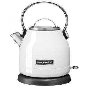Kitchenaid 5KEK1222BWH Kettle Dome Style 1.25L in White