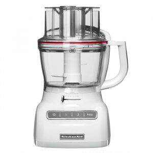 KitchenAid 5KFP1325BWH Classic Food Processor in White