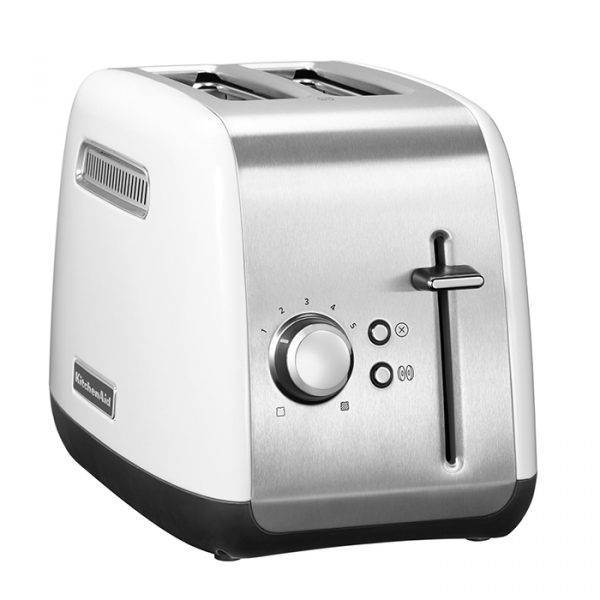 Kitchenaid 5KMT2115BWH Toaster Two Slice in White