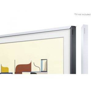 "Samsung VGSCFM55WM Customisable White Bezel for 55"" The Frame TV"
