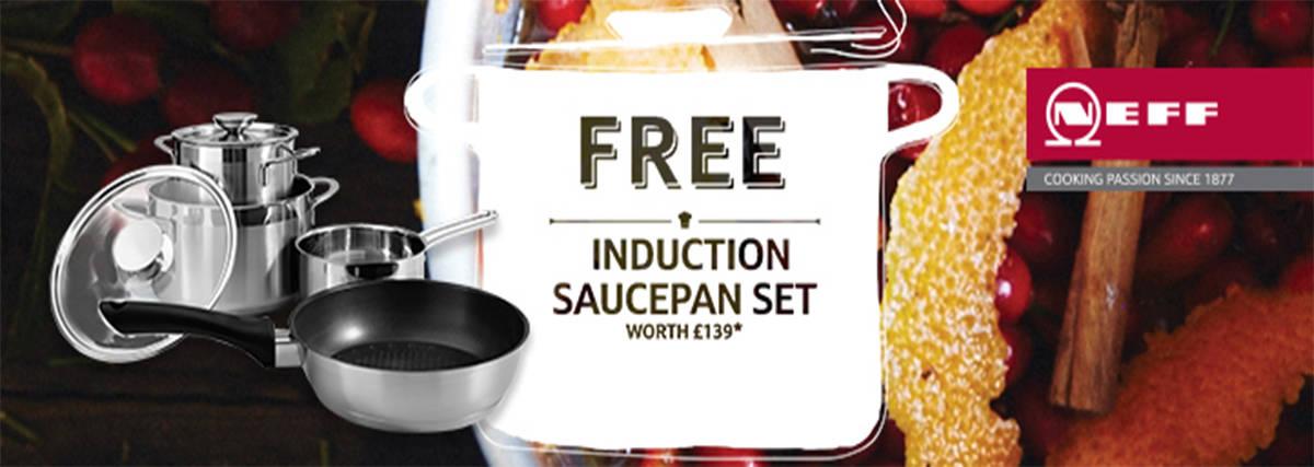 Neff Free Pan Set