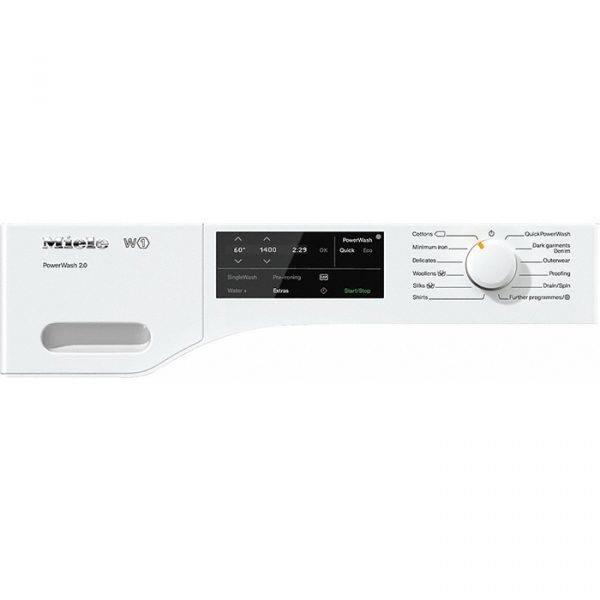 Miele WCE320 PWash 2.0 Washing Machine 8kg W1 with SingleWash